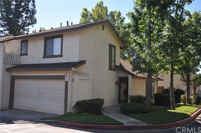 Rancho Cucamonga Condo/Townhouse For Sale: 9343 Silverleaf Way