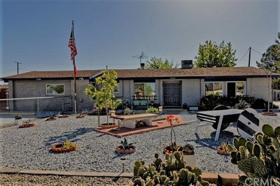 Apple Valley Single Family Home For Sale: 12735 Iroquois Road