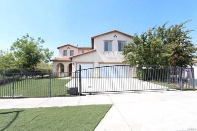 Fontana Single Family Home For Sale: 15408 Adams Lane