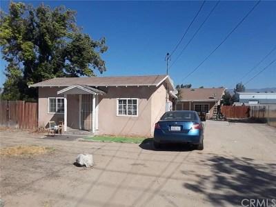 San Bernardino Multi Family Home For Sale: 382 E Caroline Street