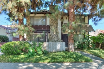 Pasadena Multi Family Home For Sale: 80 S Sunnyslope Avenue