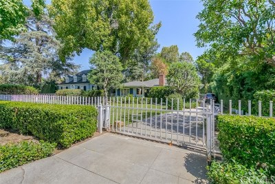 Pasadena Single Family Home For Sale: 600 Michigan Boulevard
