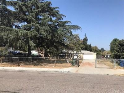 El Monte Single Family Home For Sale: 2521 Burkett Road