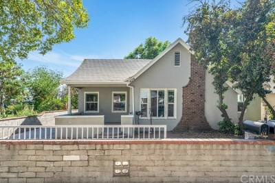 San Bernardino Multi Family Home For Sale: 479 W 23rd Street