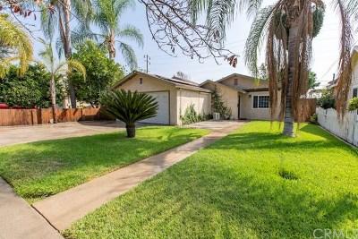 Monrovia Single Family Home For Sale: 428 E Walnut Avenue