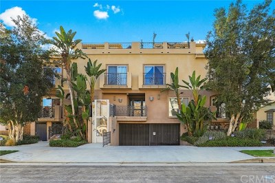 North Hollywood Condo/Townhouse For Sale: 5625 Farmdale Avenue #10