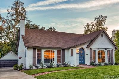 Pasadena Single Family Home For Sale: 2140 Galbreth Road