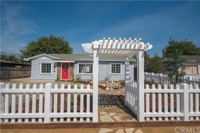 Monrovia Single Family Home For Sale: 339 E El Sur Street