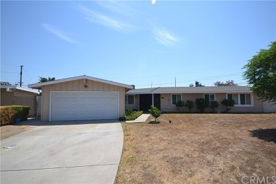West Covina Single Family Home For Sale: 1020 W Trenton Way