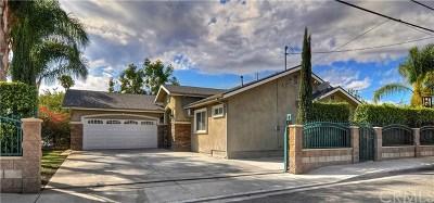 Baldwin Park Single Family Home For Sale: 15257 Olive Street