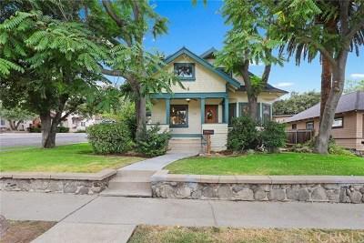 Sierra Madre Single Family Home For Sale: 223 Santa Anita Court