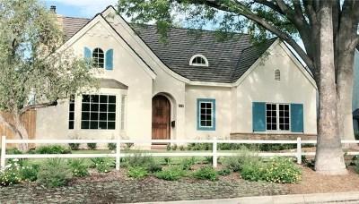San Marino Single Family Home For Sale: 1865 Rose Avenue