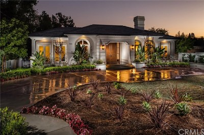 Arcadia Single Family Home For Sale: 560 West Orange Grove Avenue