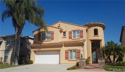 Chino Hills Single Family Home For Sale: 15865 Tanberry Dr