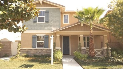 Chino Single Family Home For Sale: 14439 Haverford Avenue