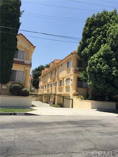 San Gabriel Condo/Townhouse For Sale: 137 S California Street #B