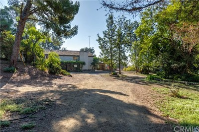 Topanga Single Family Home For Sale: 21223 Colina Drive