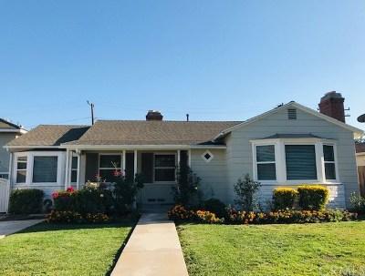 Pasadena Single Family Home For Sale: 3018 Stoneley Drive