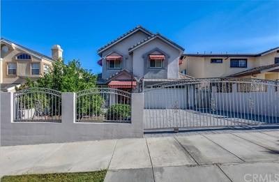 Monterey Park Single Family Home For Sale: 1221 W Newmark Avenue