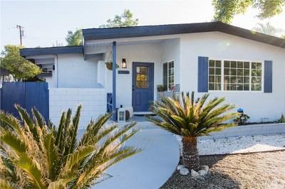 West Covina Single Family Home For Sale: 1708 S Lark Ellen Avenue