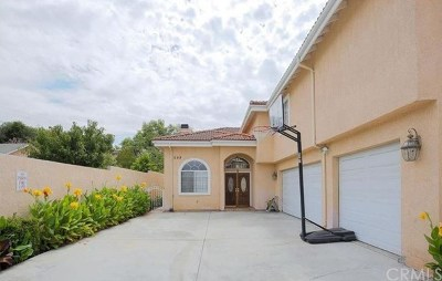 Monterey Park CA Single Family Home For Sale: $868,000