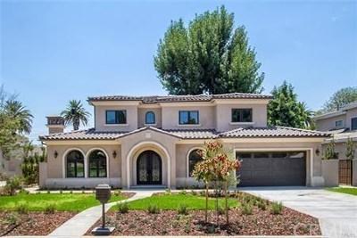 Arcadia Single Family Home For Sale: 520 Coyle Avenue
