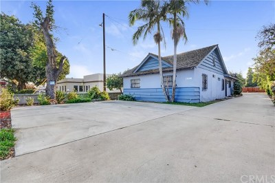 Chino Single Family Home For Sale: 13508 Central Avenue