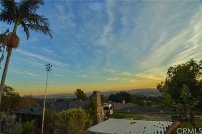 Monrovia Multi Family Home For Sale: 775 Ridgeside Drive