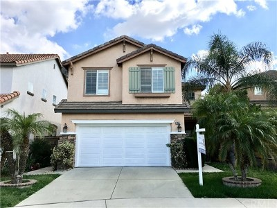 Chino Hills Single Family Home For Sale: 5417 Amethyst Lane