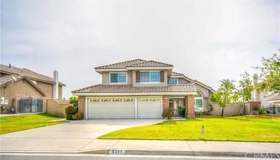 Rancho Cucamonga Single Family Home For Sale: 5341 Covina Place