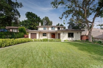 Arcadia Single Family Home For Sale: 1770 Oakwood Avenue