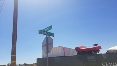 Hesperia Residential Lots & Land For Sale: 8600 G Ave.