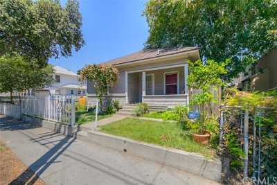 Pasadena Single Family Home For Sale: 115 E Orange Grove Boulevard