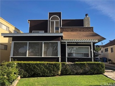 Redondo Beach Single Family Home For Sale: 308 N Francisca Avenue
