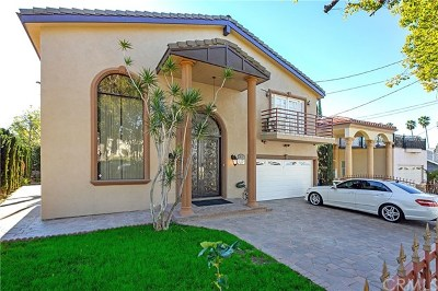 Burbank Single Family Home For Sale: 1026 E Providencia Avenue