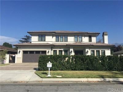 Arcadia Single Family Home For Sale: 265 W Magna Vista Avenue