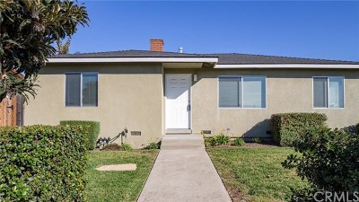 Single Family Home For Sale: 1797 Ramona Avenue