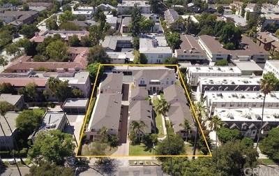 Pasadena Multi Family Home For Sale: 529 S El Molino Avenue