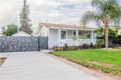 San Gabriel Single Family Home For Sale: 1145 S Ramona Street
