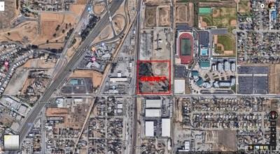 San Bernardino County Residential Lots & Land For Sale: 21660 Main Street