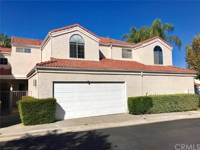 Chino Hills Condo/Townhouse For Sale: 13152 Pinnacle Court