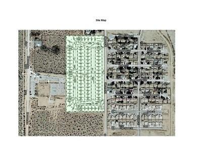 Adelanto Residential Lots & Land For Sale: Stevens Street
