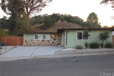 Monterey Park Single Family Home For Sale: 1220 Williams Street