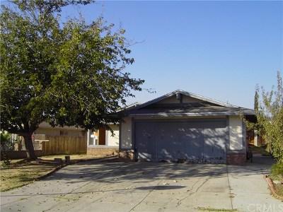 Moreno Valley Single Family Home For Sale: 25200 Filaree Avenue