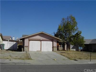 Moreno Valley Single Family Home For Sale: 12868 Tamara Drive