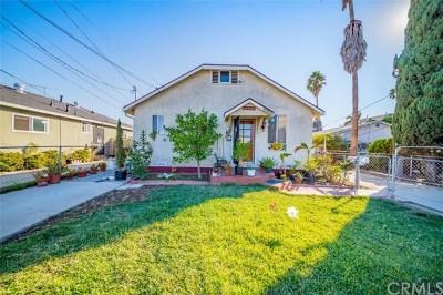Gardena Multi Family Home For Sale: 1718 W 149th Street