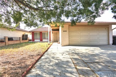 Rowland Heights Single Family Home For Sale: 1525 Jellick Avenue