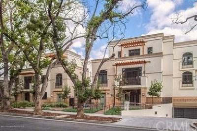 Pasadena Condo/Townhouse For Sale: 288 S Oakland Ave #105