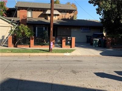 Pasadena Multi Family Home For Sale: 2580 Morningside Street
