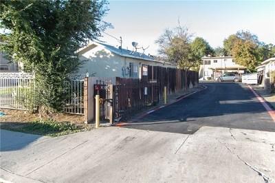 El Monte Multi Family Home For Sale: 11723 Magnolia Street